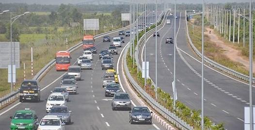 Tuyến cao tốc TPHCM – Long Thành – Dầu Giây có lưu lượng cao thứ hai