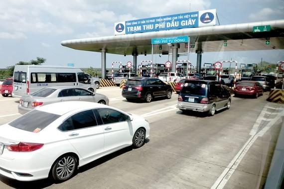 Tổng cục Đường bộ Việt Nam chưa phát hiện sai sót tại trạm thu phí Dầu Giây