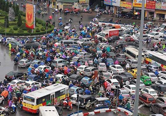 Để phản ánh tình hình trật tự ATGT, ùn tắc giao thông, người dân có thể liên hệ với Cục Cảnh sát giao thông – 0995.67.67.67