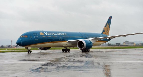 Nhiều chuyến bay đi Hàn Quốc bị chậm tới 9 tiếng do bão Ling Ling