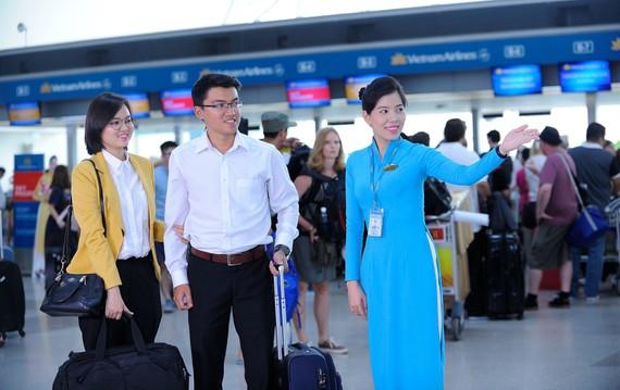 Ngừng phát thanh thông tin chuyến bay tại nhà ga quốc nội Tân Sơn Nhất từ tháng 10-2019