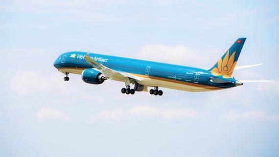 Đoàn thể thao Việt Nam sẽ về nước bằng siêu máy bay Boeing 787-10