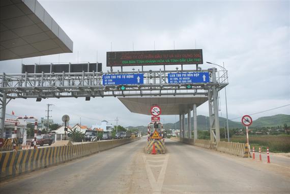 Trạm thu phí Ninh Xuân