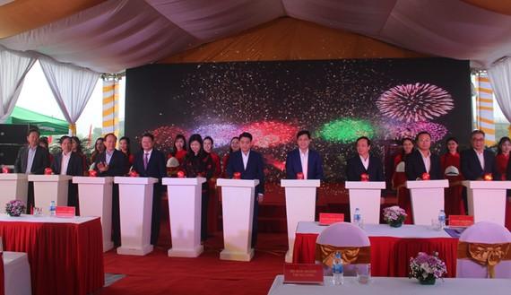 Khởi công dự án hoàn thành nút giao nối Vành đai 3 Hà Nội với cao tốc Hà Nội - Hải Phòng