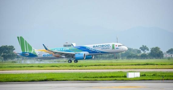 Bamboo Airways tạm dừng bay đến Hàn Quốc từ 26-2