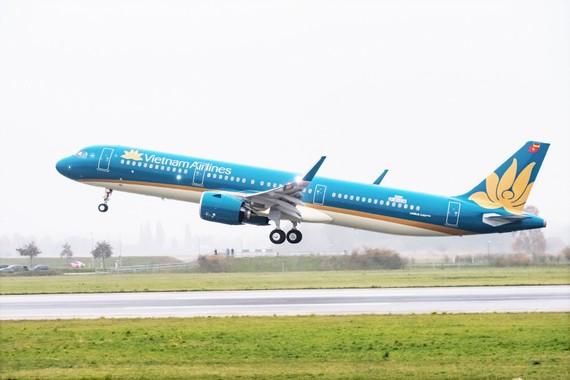 Vietnam Airlines khai thác trở lại 4 đường bay nội địa trong tháng 10