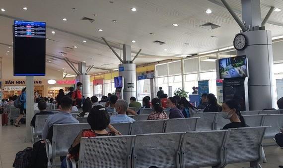 Sân bay Cam Ranh ngừng phát thanh thông tin chuyến bay quốc nội từ ngày 16-11