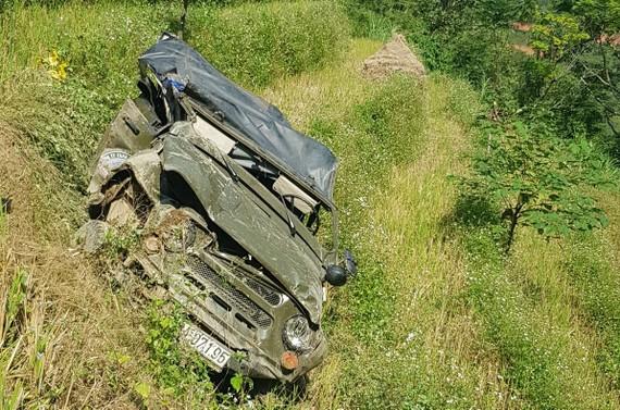 Chiếc xe U oát cũ gây tai nạn làm 3 người chết tại Hà Giang hôm 8-11