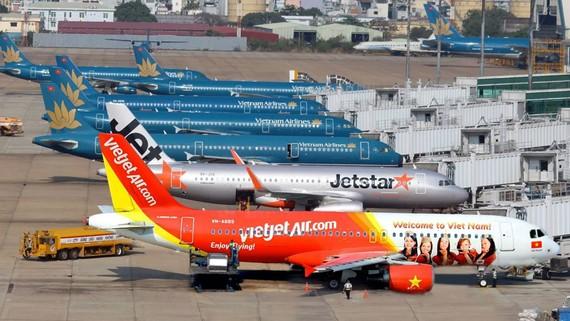 Các hãng bay tăng tải thêm 400 chuyến bay mỗi tuần