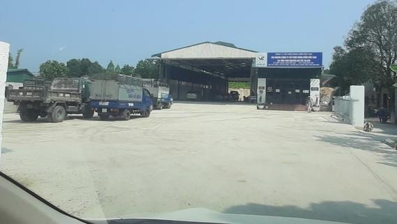 Trung tâm đăng kiểm xe cơ giới 20-04 (Thái Nguyên) vừa bị tạm đình chỉ