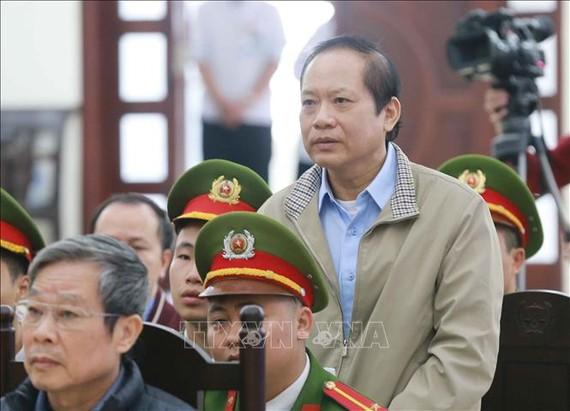 Bị cáo Trương Minh Tuấn. Ảnh: TTXVN