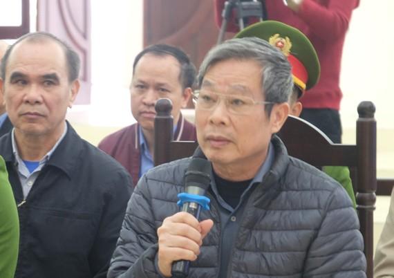 Nguyễn Bắc Son tại tòa