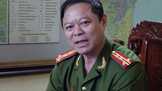 """Bị can Nguyễn Chí Phương bị truy tố tội """"Nhận hối lộ"""""""