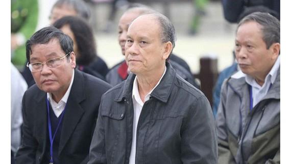 Cựu Chủ tịch UBND TP Đà Nẵng Trần Văn Minh tại phiên tòa