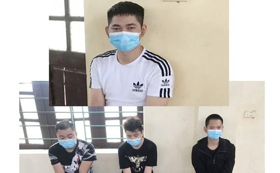Phát hiện thêm 4 người Trung Quốc nhập cảnh trái phép ở Vĩnh Phúc