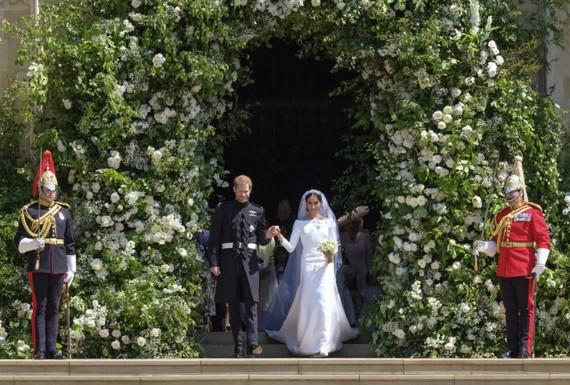 英皇室世界婚禮。
