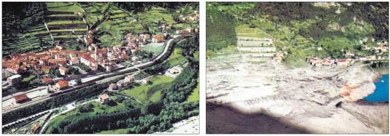 1963年意大利北部朗格隆尼小鎮,因為水壩意外被夷為平地,鎮上超過八成人口在睡夢中死於非命。