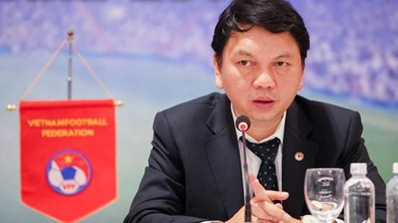 越南足球聯合會秘書長黎懷英。