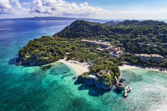 2018年,《康泰納仕旅行家》雜誌評選世界最美島嶼的 3個都在這裡:長灘島(圖)、宿霧和巴拉望島。