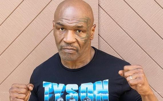 著名重量級拳王邁克‧泰森