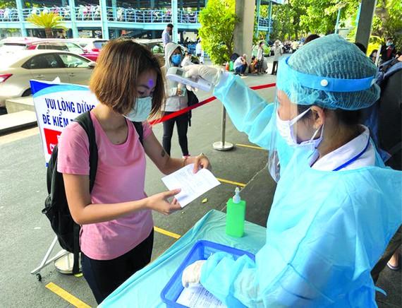 本市主動展開各項防控疫情工作。