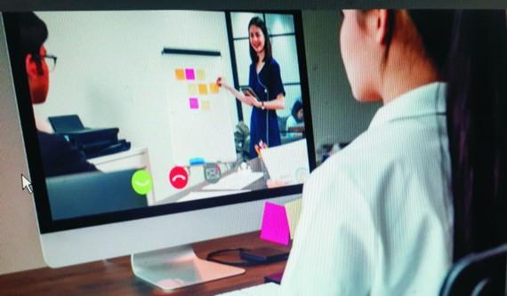 泰國人報讀網上課程數量日增。