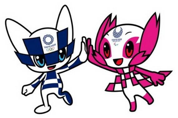 東京奧運會吉祥物,