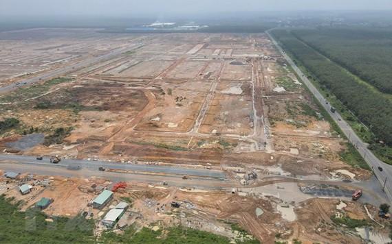 隆城機場土地回收工作會在今年6月底完成。