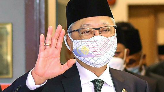 馬來西亞國家皇宮20日發表聲明宣佈,最高元首阿卜杜拉決定任命前副總理伊斯梅爾‧薩布里為新總理。