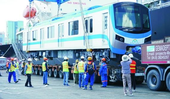 地鐵1號線將於2024年初試行運作,之後才開始商業投運。