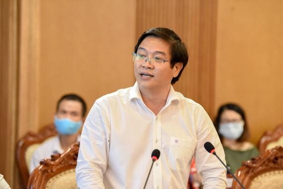 Ông Thái Văn Tài, Vụ trưởng Vụ Giáo dục Tiểu học, Bộ GD-ĐT