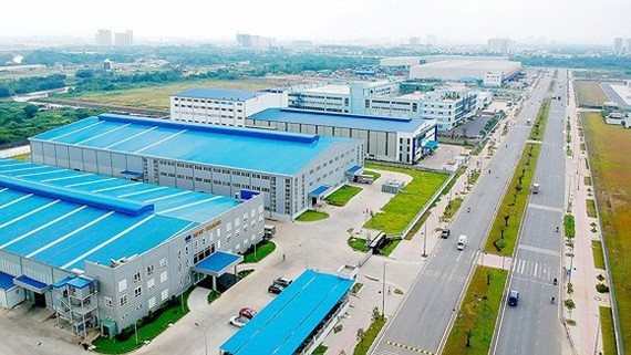 SHTP proudly promoting Vietnamese technological products