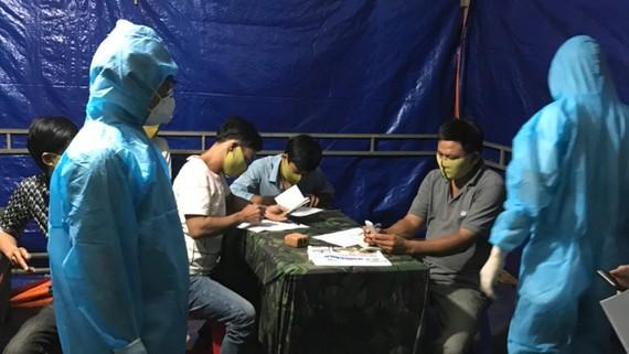 Bệnh nhân 1.696 tái dương tính SARS-CoV-2 ở Gia Lai đã âm tính trở lại