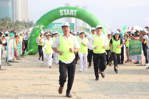 Khởi đầu chạy Marathon