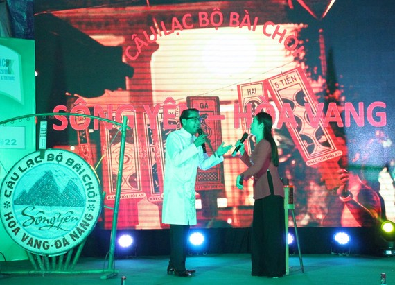 Huyện Hòa Vang được xem là một trong những cái nôi của nghệ thuật Bài Chòi vùng đất Quảng Nam - Đà Nẵng