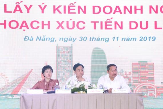 Sở Du lịch Đà Nẵng tổ chức họp lấy ý kiến Kế hoạch Xúc tiến du lịch Đà Nẵng năm 2020