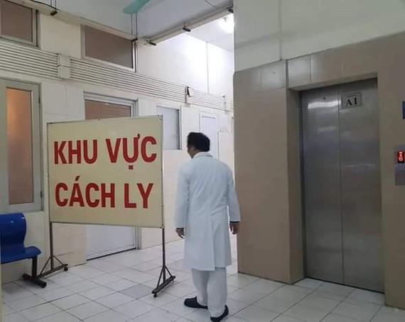 BV Đà Nẵng cách ly đặc biệt các du khách Trung Quốc và người tiếp xúc có dấu hiệu sốt, nghi nhiễm bệnh