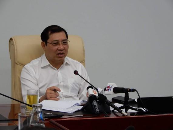 Chủ tịch UBND TP Đà Nẵng Huỳnh Đức Thơ