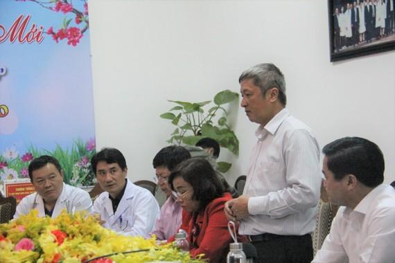 Thứ trưởng Bộ Y tế đánh giá về công tác phòng dịch bệnh viêm đường hô hấp cấp do nCov tại Đà Nẵng