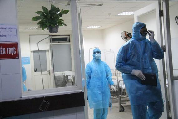 15 trường hợp đang được theo dõi tại Bệnh viện Đà Nẵng