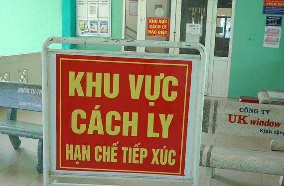 Hiện tại, Đà Nẵng chỉ có 2 bệnh nhân đang được cách ly theo dõi tại Bệnh viện Phổi Đà Nẵng