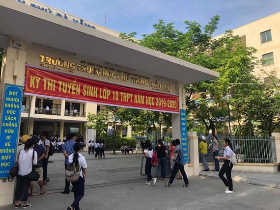 Đà Nẵng công bố chỉ tiêu tuyển sinh lớp 10 năm 2020-2021