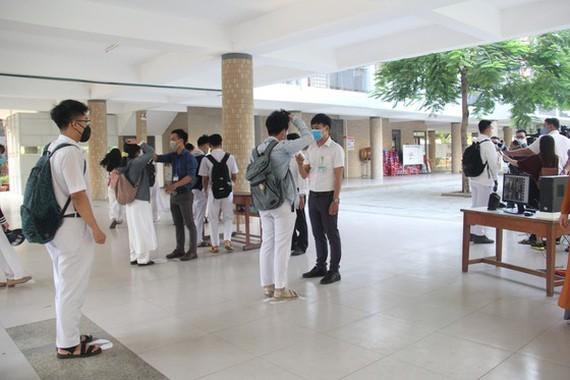 Đà Nẵng đề xuất thi tốt nghiệp THPT từ ngày 2 đến ngày 5-9