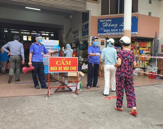 Thẻ vào chợ có giá trị sử dụng 01 lần/01 chợ tại thành phố Đà Nẵng