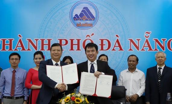 Sở Ngoại vụ Đà Nẵng và ĐH Đà Nẵng tiến hành ký kết