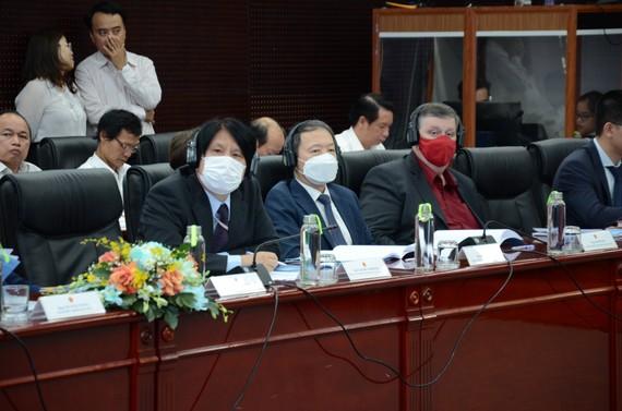 Hội nghị có sự tham dự của một số cơ quan đại diện ngoại giao nước ngoài tại Việt Nam