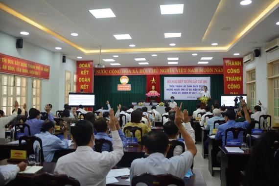 MTTQ Việt Nam các cấp sẽ tham gia vào 6 nội dung của công tác bầu cử ĐBQH khóa XV và đại biểu HĐND các cấp nhiệm kỳ 2021-2026
