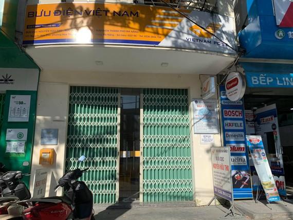 Một số chi nhánh bưu điện Việt Nam hạn chế mở cửa do thông báo mới vào tối ngày 16-5