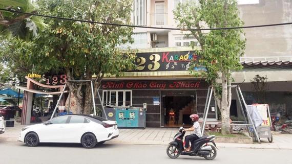 Karaoke 1-2-3, một cơ sở có sự chỉ đạo trực tiếp vào quá trình tố tụng của ông Hồ Văn Năm