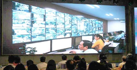 """Trung tâm IOC được xem là """"mắt thần"""" giám sát mọi hoạt động tại Thừa Thiên - Huế"""
